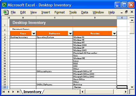 Simple intuitive Inventory Management Program  LoMag