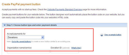 How To Add a PayPal Donation Button To Your Blog | Ivan