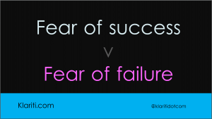 Using Fear To Motivate Technical Writers