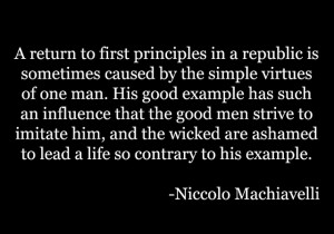 Machiavelli-quote