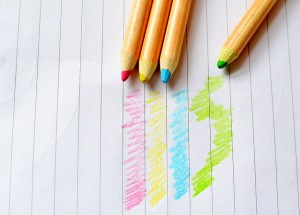 pencils-writing